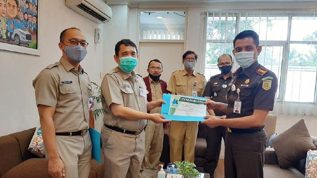 Kejaksaan Negeri Jakarta Barat