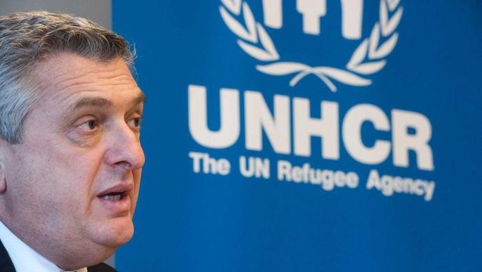 Kepala UNHCR Filippo Grandi positif Corona (ABC Australia)