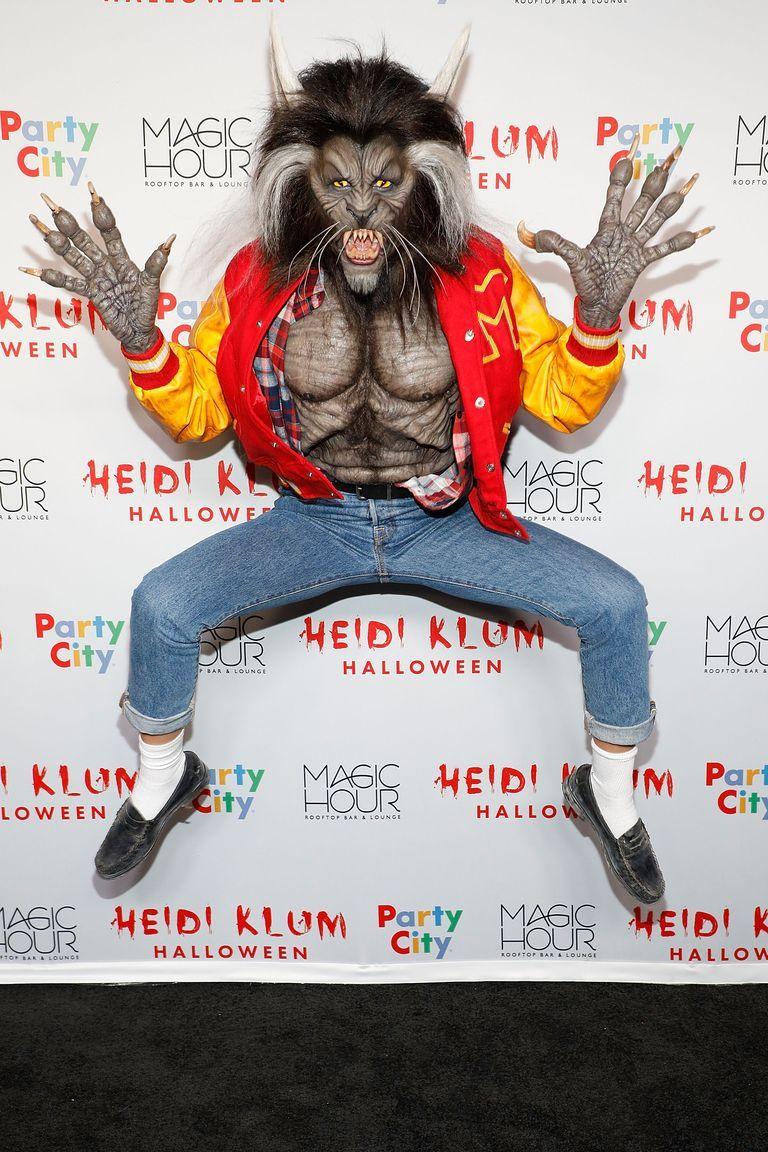 Kostum Halloween selebriti Hollywood