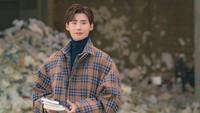 Bintangi Pinocchio, Ini Kabar Terkini Lee Jong Suk Setelah Wamil