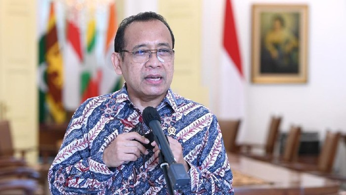 Keterangan pers Mensesneg Pratikno soal 7 calon anggota KY.