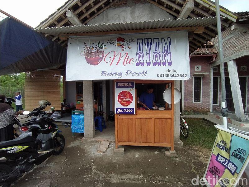Mie Ayam Mangkok Bakso di Magelang