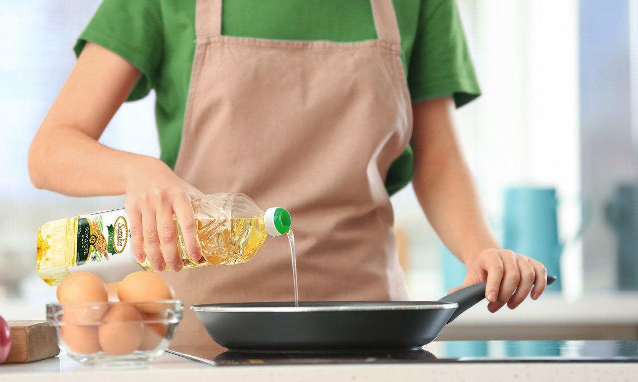 Minyak Goreng untuk Cegah Kolesterol