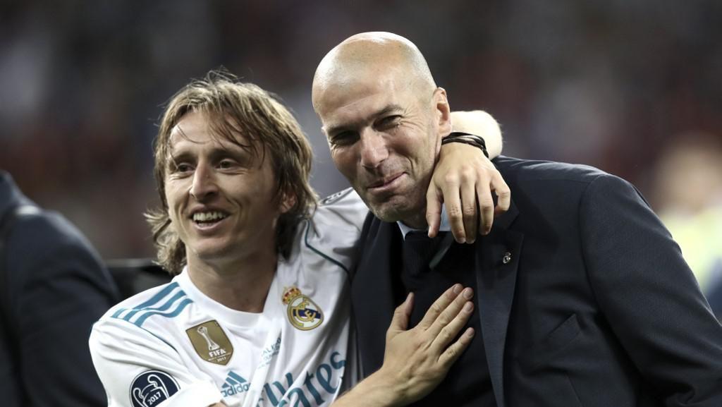 Di Real Madrid, Zidane Bisa Seperti Ferguson atau Wenger
