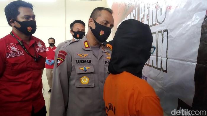 Pelaku penipuan di Kabupaten Kuningan.