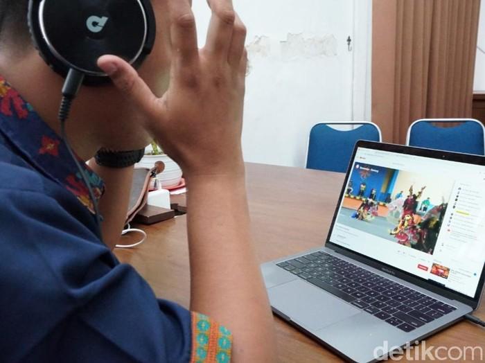 Pemkab Banyuwangi Fasilitasi Seniman Tampil Virtual Saat Pandemi COVID-19