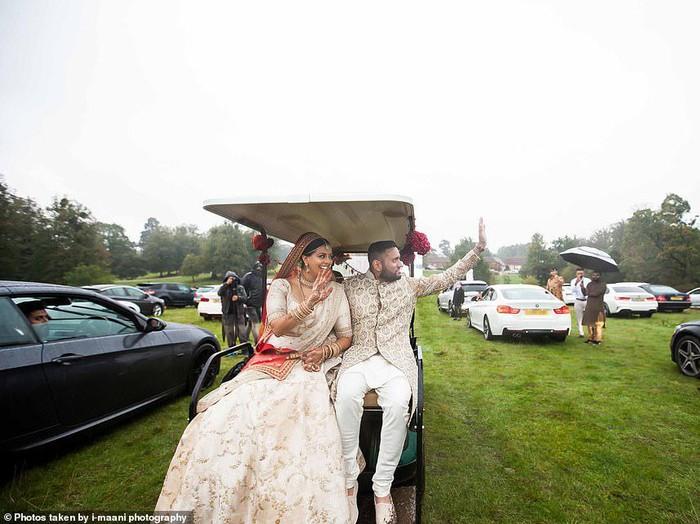 pernikahan drive-in