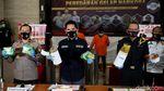 Polisi Amankan Puluhan Kg Sabu dari Sindikat Internasional