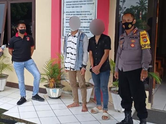 Remaja di Sulut ditangkap atas kasus pembobolan 2 sekolah (dok Istimewa)