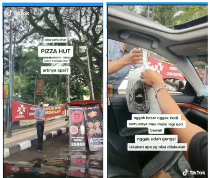 Restoran Jualan Turun ke Jalan Demi Bertahan di Tengah Pandemi
