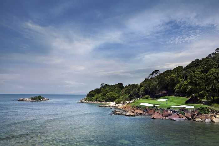 Ria Bintan Golf Course