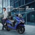 Suzuki Brugman Versi Imut Makin Canggih