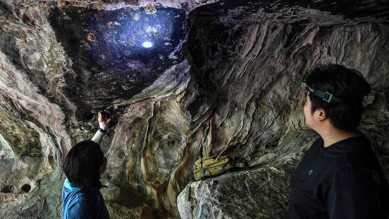 Arkeolog Thailand temukan lukisan prasejarah