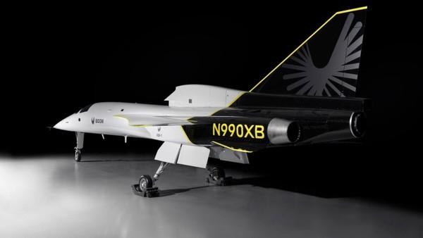 Start-up yang berbasis di Denver, Boom Supersonic, telah membuat sejarah dengan peluncuran XB-1.