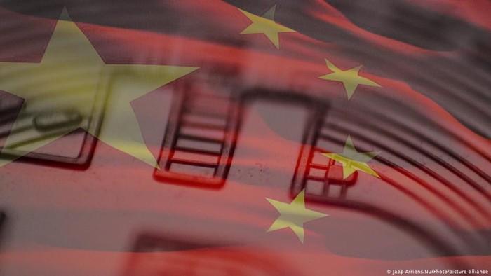 Cina Terdepan Kembangkan Mata Uang Digital