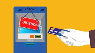 Citigroup Didenda Rp 5,8 Triliun