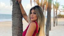 WAGs Baru Arsenal: Model Seksi dari Brasil, Siapa Dia?