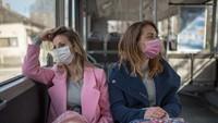 AS Akan Cabut Syarat Wajib Pakai Masker Bagi Orang yang Sudah Divaksinasi