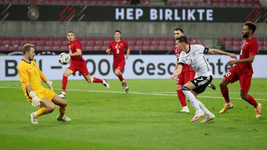 Duel Sengit Jerman Vs Turki Berakhir Imbang