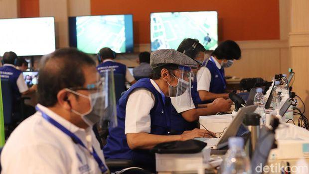 Kontes Robot Indonesia 2020 Digelar Online