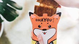 Mulur Gurih, 5 Roti Bakar Keju Jepang yang Mengenyangkan