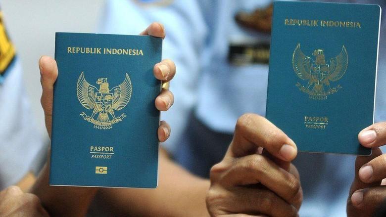Paspor paling sakti 2020: Indonesia nomor 49, ke negara mana saja bisa masuk tanpa visa?