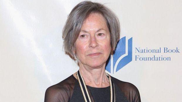 Peraih Nobel Sastra 2020 Adalah Penyair Asal Amerika Louise Glück