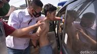 Mau Ikut Aksi, Polisi Cokok Pelajar SMA di Ciputat