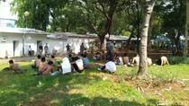 Polisi Amankan Puluhan Remaja di Sekitar Istana, Dibawa ke Monas