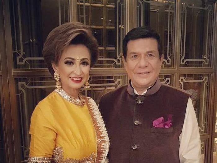 Raam Punjabi dan Istrinya