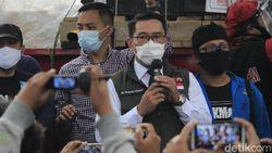 Ridwan Kamil Rapat Virtual dengan Luhut, Bahas Apa?