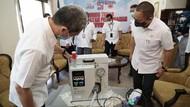 RSUD Kota Bogor dapat Bantuan Ventilator dari PAN