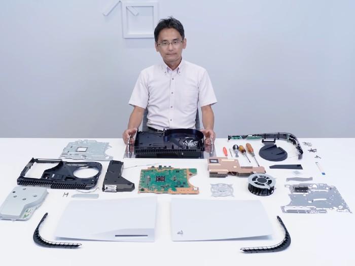 Sony bongkar PS5
