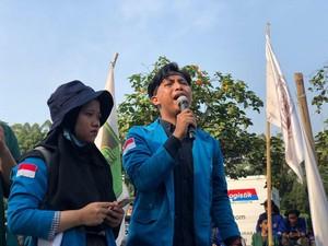 Ini Pengakuan Mahasiswa yang Minta Restu Ibu Sebelum Ikut Demo Omnibus Law