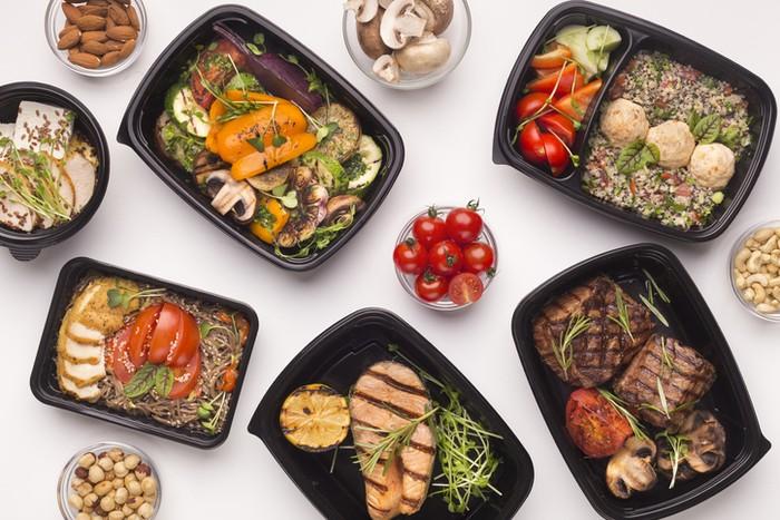 Tips Agar Pesanan Makanan Online dari Restoran Lebih Sehat