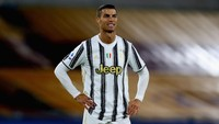 Ronaldo Hapus Komentar Miring terkait Hasil Tes COVID-19