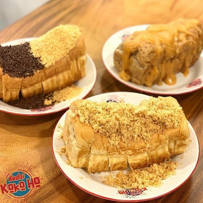 5 Tempat Ngemil Roti Bakar yang Asyik di Tangerang