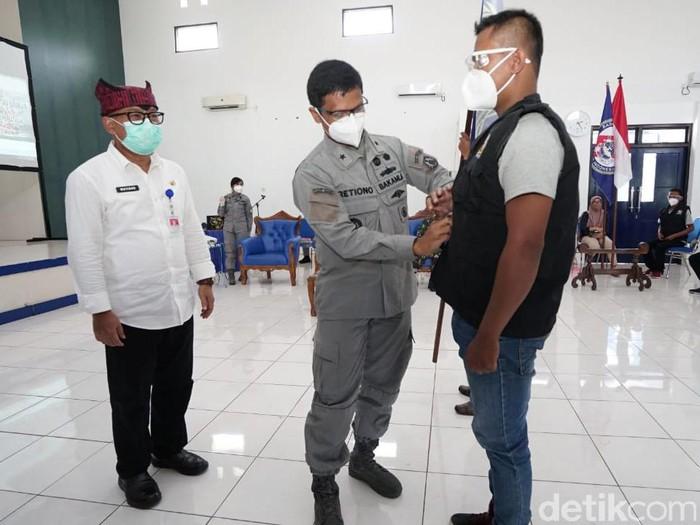 Badan Keamanan Laut (Bakamla) RI membentuk Relawan Penjaga Laut Nusantara