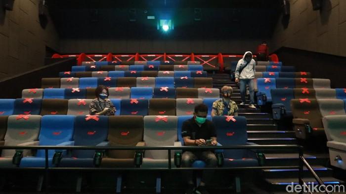 Bioskop di Bandung kembali dibuka.