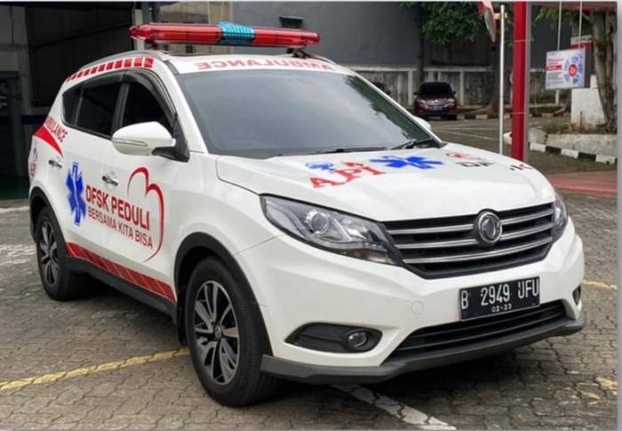 DFSK Sulap SUV Jadi Ambulans