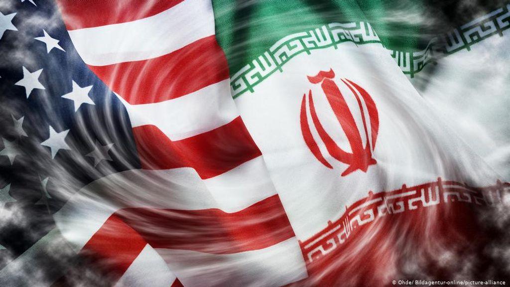 AS Jatuhkan Sanksi Baru untuk Iran dan China di Akhir Masa Kepresidenan Trump
