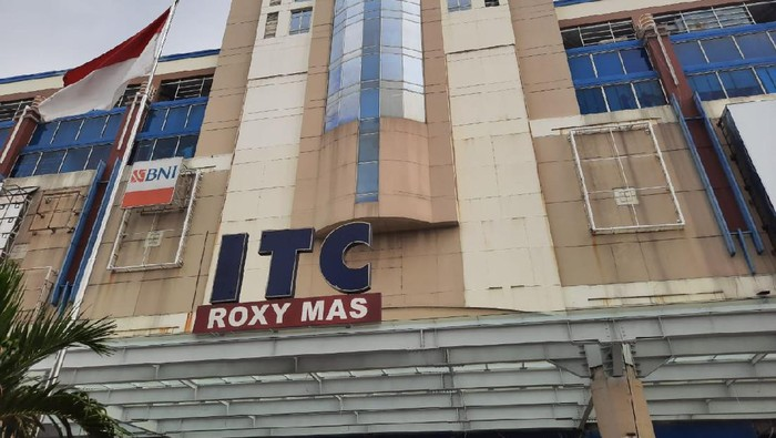 Gedung ITC Roxy Mas, Jakarta Pusat