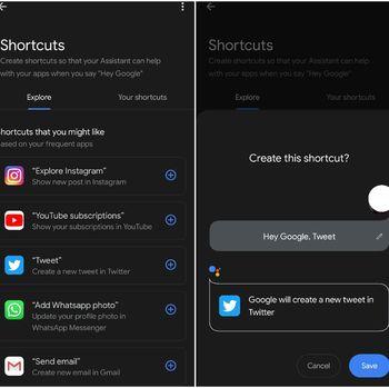 Google Assistant bisa kontrol lebih banyak aplikasi Android