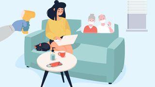 Apa yang Harus Dilakukan Saat Isolasi Mandiri di Rumah?