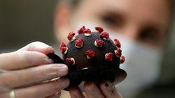 Jualan Cupcake Bentuk Virus Corona, Kafe Ini Tak Jadi Bangkrut