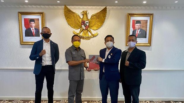 Kemenpora-MotoGP Indonesia