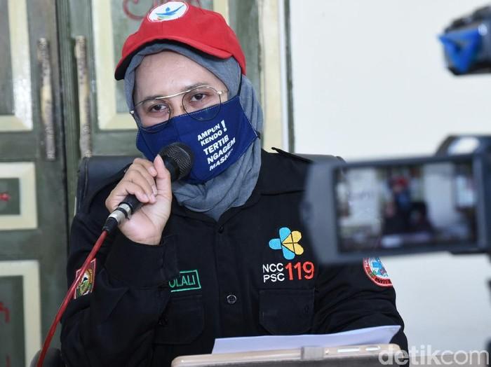 Kepala Dinkes Boyolali, Ratri S Survivalina, Jumat (9/10/2020).