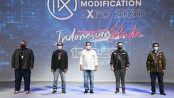 IMX 2020, Ketua MPR Jadi Juri Modifikasi Mobil Bekas Taksi