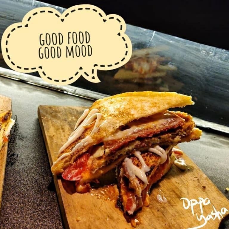 Yummy! Korean Toast Kekinian Tersedia di 5 Tempat Ini