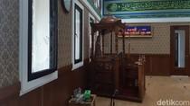 Kaca Pecah! Masjid Kementerian ESDM Terimbas Demo Tolak Omnibus Law
